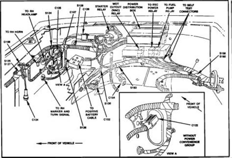 1989 Ford Ranger Starter Wiring Diagram by 1989 Ford Ranger Need Fuse Panel Diagram For 89 Ford Range