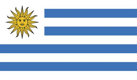 What Do the Colors and Symbols of the Flag of Uruguay Mean ...
