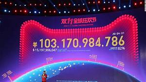 Singles Day: Alibaba posts jaw-dropping numbers