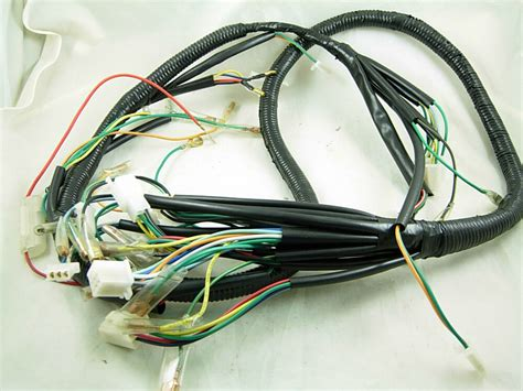 taotao atm a a1 speedy 50cc scooter complete wire harness new ebay
