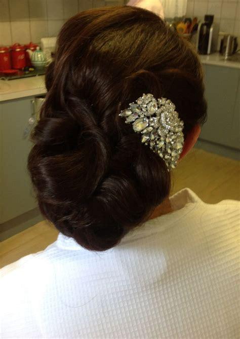 1950 s bridal hair style bridal vintage up hair styles