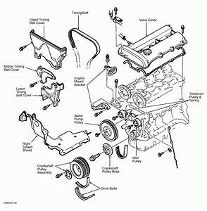 2002 Mazda Protege Engine Diagram