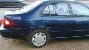 Neatly Used Toyota Corolla 2001 Manual Transmission For