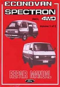 Ford Econovan  Spectron 1984