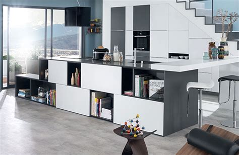 salon cuisine 7 solutions pour des cuisines ouvertes sur salon mobalpa