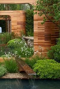 27 idees pour le bassin de jardin preforme hors sol With idee de plantation pour jardin 0 jardin exotique jardin pinterest photos et photos