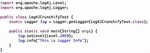 Java  How To Configure Log4j Properties Correctly