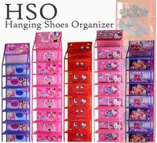 Rak Sepatu Gantung Grosir jual organizer grosir dan eceran jual rak sepatu gantung