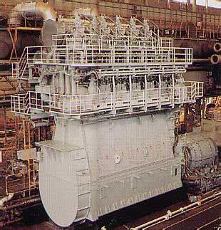 Mitsubishi Marine Engines by Mitsubishi Marine Engine Large Size Marine Diesel Engine
