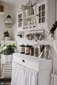 Küchen Und Esszimmerstühle : jeanne d 39 arc living french style with nordic palette esszimmer pinterest k che shabby ~ Watch28wear.com Haus und Dekorationen
