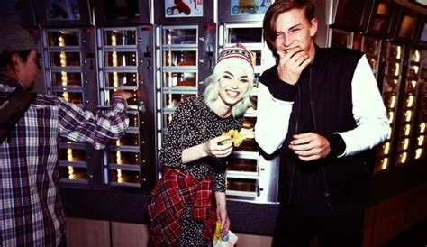 Cute Hipster Couple Catalogs Urban Outfitters Winter