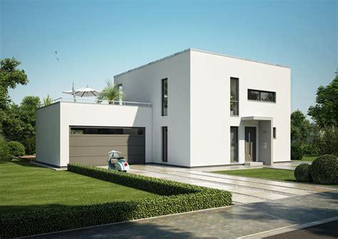 Moderne Deutsche Häuser by Bauhaus Novum Kern Haus 2 Platz Traumhauspreis 2012