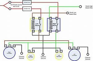 Gm Headlight Wiring Harness Diagram 97