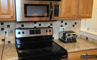 Kitchen Backsplash Ideas With Santa Cecilia Granite Santa Cecilia Granite Travertine Backsplash Backsplash