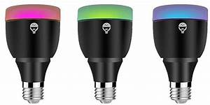 InLit LED Smart Bulb – and you thought a color changing ...