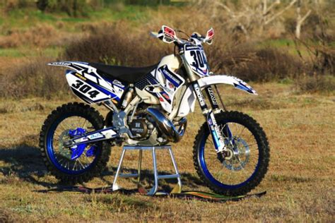 racing motocross bikes yamaha yz 250 modified by racing to be featured in
