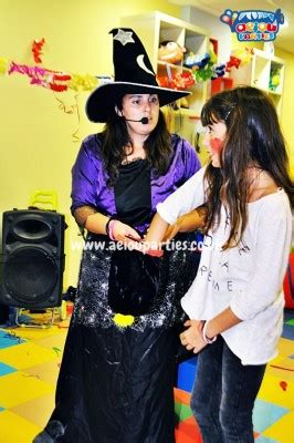 Kids Halloween Parties  Halloween Entertainment