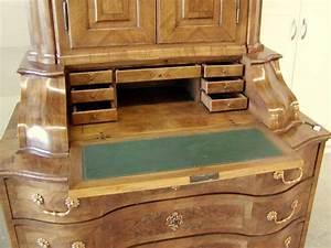 Orientalische Möbel Berlin : barock schreibschrank um 1750 in nu baum antike m bel ~ Michelbontemps.com Haus und Dekorationen