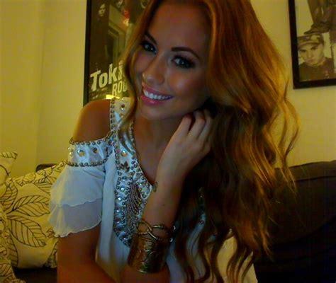 blogger crush swedish bombshell kenza