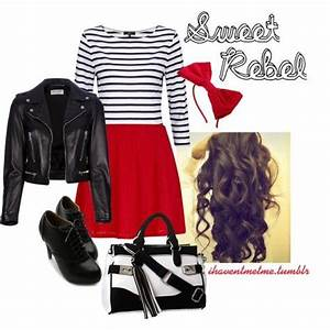 Sweet Rebel - Polyvore | fashion speaks | Pinterest | Best ...