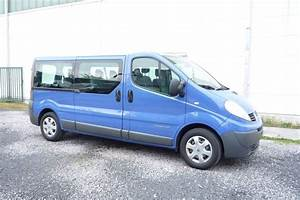 Renault Trafic 2 0 Dci 115 Fap L2h1 Minibus From Germany
