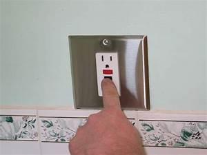 Wiring A Bathroom Gfci E