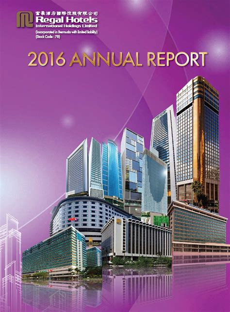 In this section we usually present revenue. Annual Reports