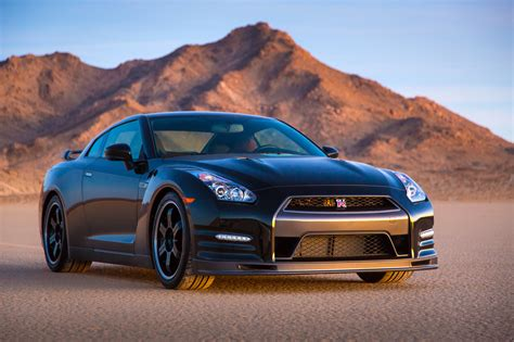 2018 Nissan Gt R Track Edition Pictures Specifications