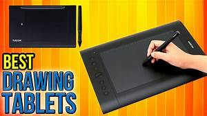 10 Best Drawing Tablets 2017