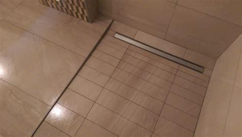 Bodenebenegefälle Duschen Fliesenkreutzberger