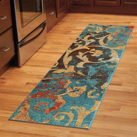 bright colored kitchen rugs bright colored rug runners rugs ideas 4904