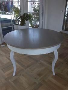 Tisch Weiß Rund Ausziehbar : esstisch rund ausziehbar landhausstil ~ Bigdaddyawards.com Haus und Dekorationen