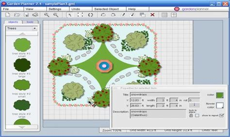 free garden design software software architecture tools free