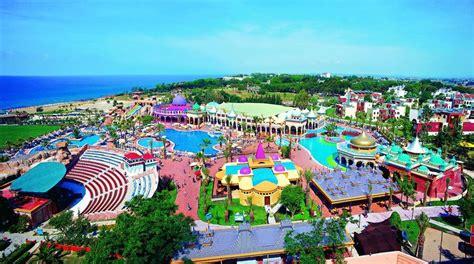 Kamelya Holiday Village in Side, Antalya