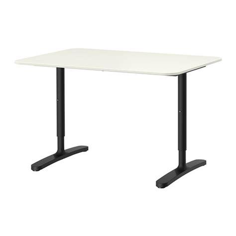 bureau noir et blanc ikea bekant bureau blanc noir ikea