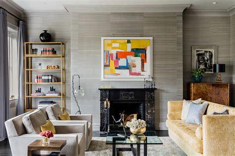 Beacon Hill Brownstone Elms Interior Design Boston Ma
