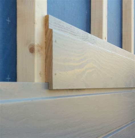 Primed Shiplap by Perennialwood Siding Trim Premium Modified Southern