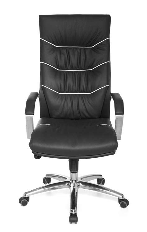 chaise bureau office depot amstyle exécutif chaise de bureau ferrol cuir noir à
