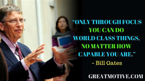 30 Bill Gates Quotes - On Success and Life | Life Quotes