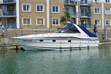 Buy A Boat Brighton by Fairline Targa 33 Brighton Boat Sales