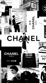COLLAGE BY @kaylaper123 💕 | Chanel wallpapers, Coco chanel ...