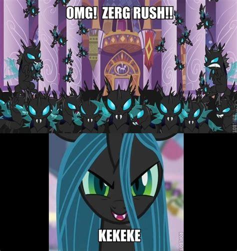Zerg Rush Know Your Meme - image 373874 zerg rush know your meme