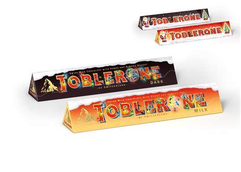 Toblerone Christmas 2013 Packaging - Graphis