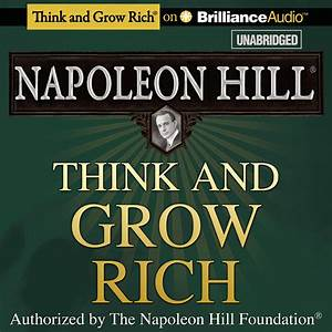 Hear Think and Grow Rich Audiobook by Napoleon Hill read by Erik Synnestvedt for just $5 95