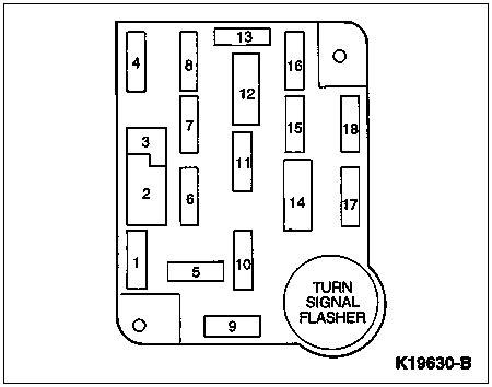 96 Ford F 350 Keyles Entry Wiring Diagram by 1996 Bronco F Series