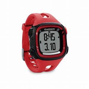 Montre Garmin Forerunner 10 : garmin montre gps forerunner 15 noir rouge ~ Medecine-chirurgie-esthetiques.com Avis de Voitures