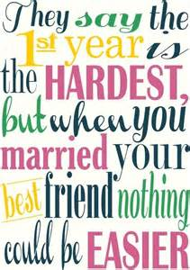 1st year wedding anniversary 1st year wedding anniversary quotes quote addicts