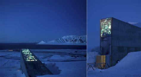 spitsbergen seed vault svalbard global seed vault koro