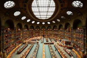 This, Library, In, France