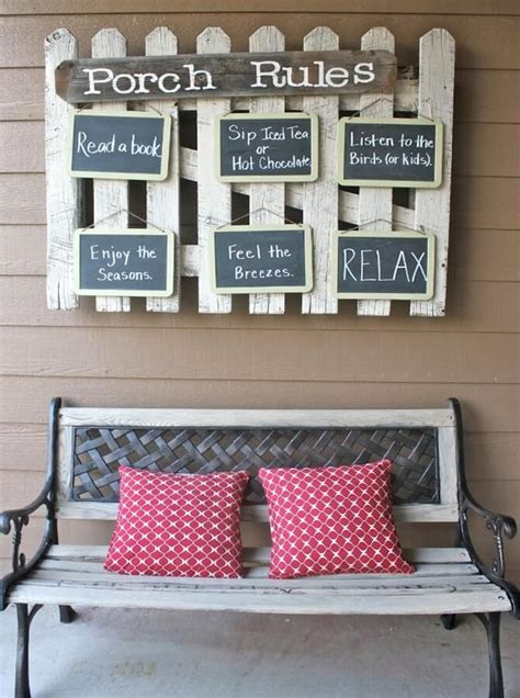 Porch Wall Decor by 34 Best Porch Wall Decor Ideas And Designs For 2019